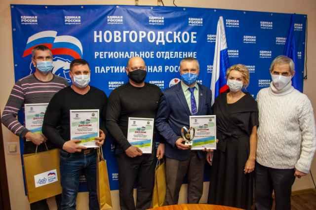 Финалистов конкурса наградили дипломами и памятными подарками с символикой проекта «Детский спорт».