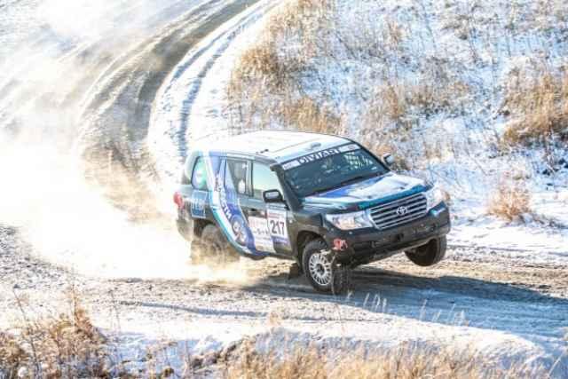 Известный гонщик Антон Мельников не пропустил ни одного этапа соревнования чемпионата России.