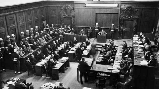 Студенты нескольких российских вузов примут участие в переводе более 2000 страниц документов Нюрнбергского процесса.