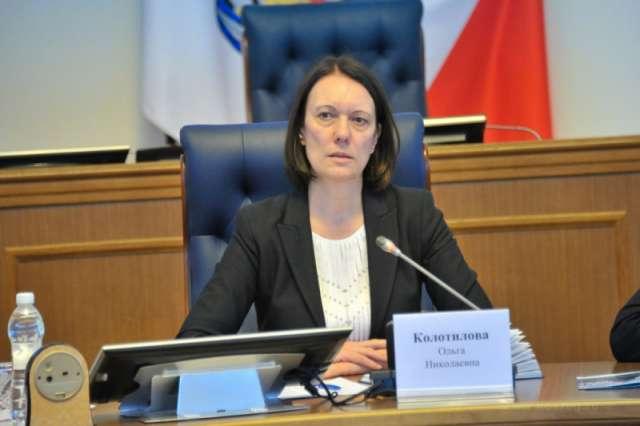 Должность заместителя губернатора, которую ранее занимала Ольга Колотилова, преобразована в должность советника губернатора Новгородской области