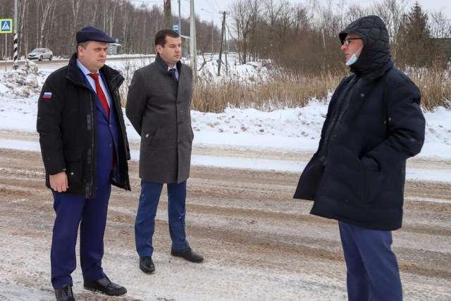 В Новгородском районе в 2021 году отремонтируют семь региональных дорог