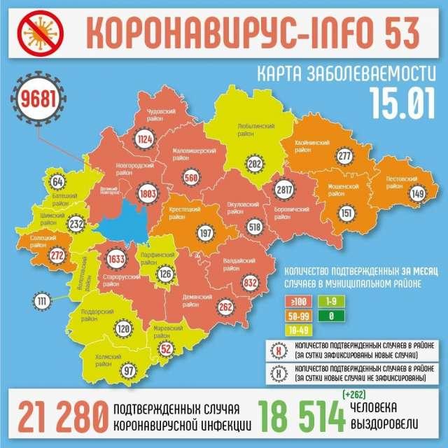 За минувшие сутки в регионе выявили 188 случаев заражения инфекцией
