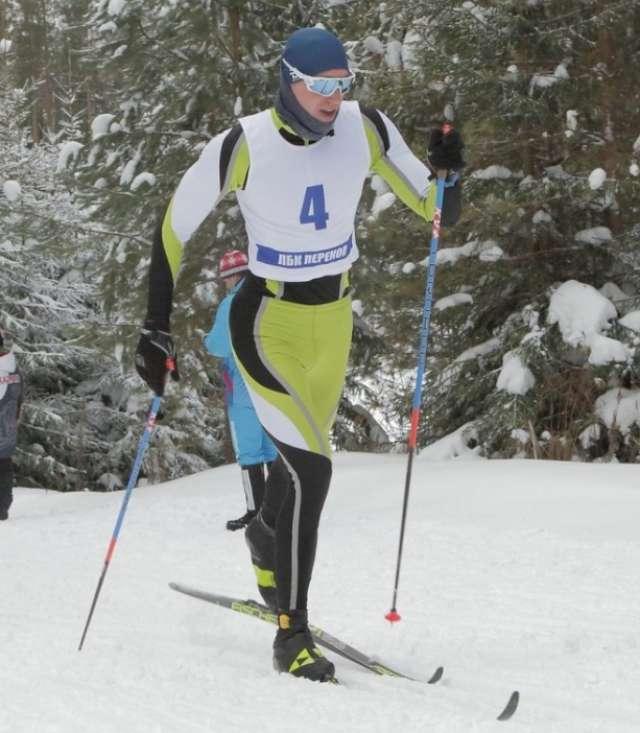 Евгений Кудрявцев уступил 24,9 секунд двукратному чемпиону мира Сергею Устюгову.