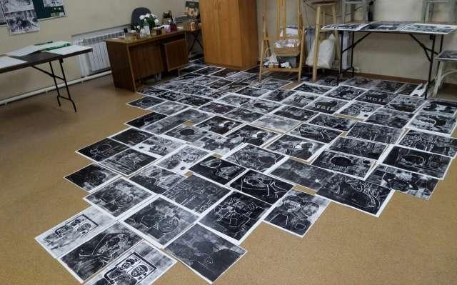В финале проекта будет подготовлен и издан печатный каталог Биеннале, в который войдут не менее 500 лучших работ юных художников