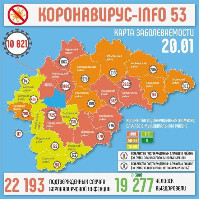 За минувшие сутки в регионе зарегистрировали 183 случая заражения инфекцией.