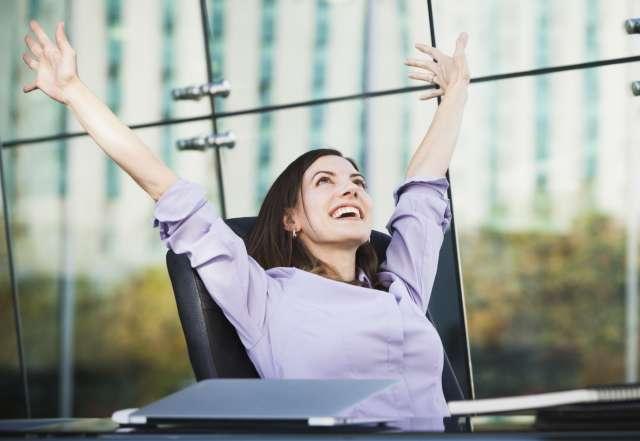 Для начала психолог предлагает составить список позитивных моментов в ситуации выхода на работу