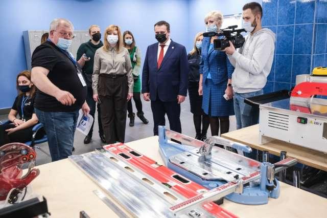 За четыре года в колледжах и техникумах Новгородской области были открыты 73 новые мастерские