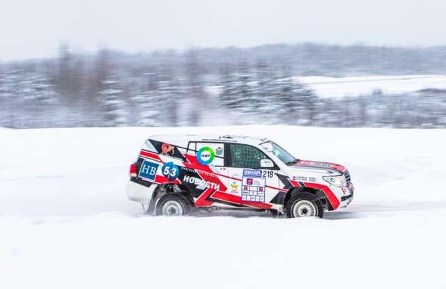 Впереди у «Новгородавтоспорта» четыре этапа чемпионата России.