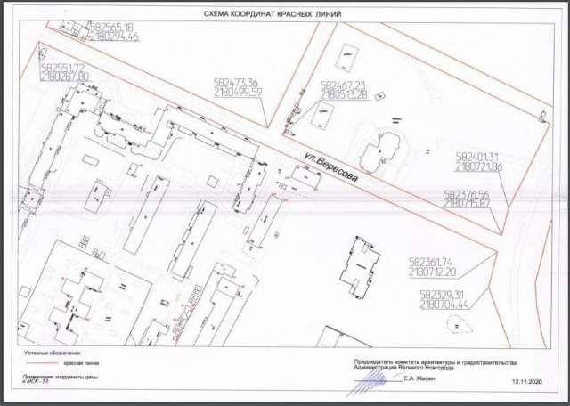 В ПСД также предусмотрены устройство временной разворотной площадки в районе пересечения с Колмовской набережной