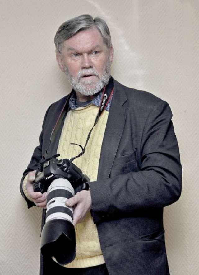 Николай Барановский работал в «Новгородских ведомостях» с первого дня создания газеты.