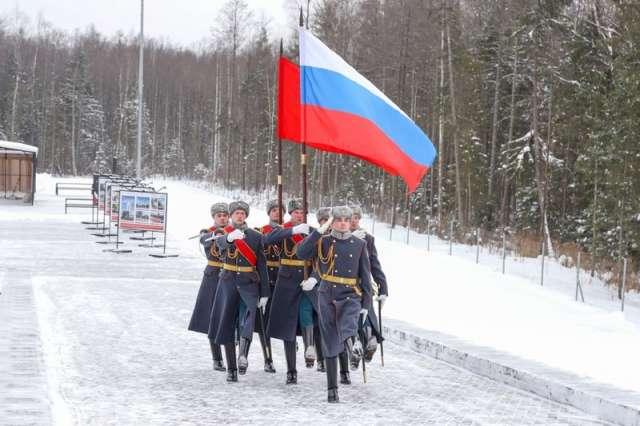 Открытие мемориала «Погибшим при защите Отечества» на М-11 состоялось в июне 2020 года.