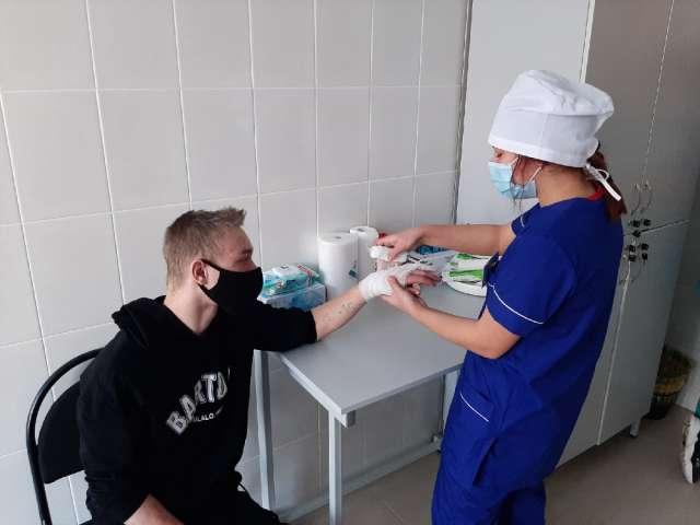 Сейчас в Старорусском филиале Боровичского медицинского колледжа им. А.А. Кокорина занимаются 75 студентов.