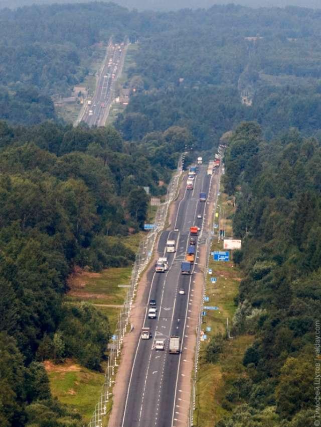 Ремонт валдайского участка автомагистрали планируется завершить до 1 декабря 2022 года.