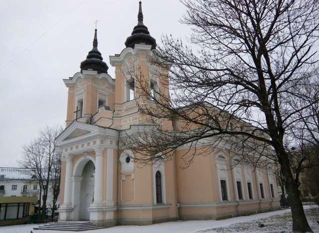 Храм был возведён в конце XIX века и освящён в 1893 году.