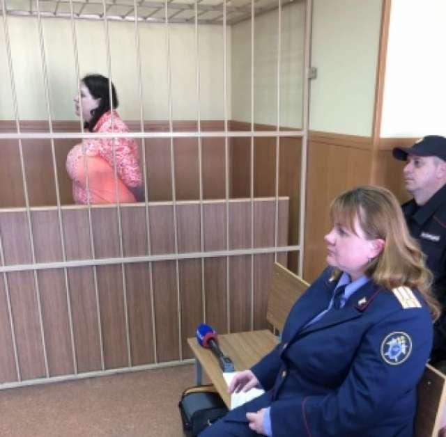Ольга Васильева полностью признала свою вину.