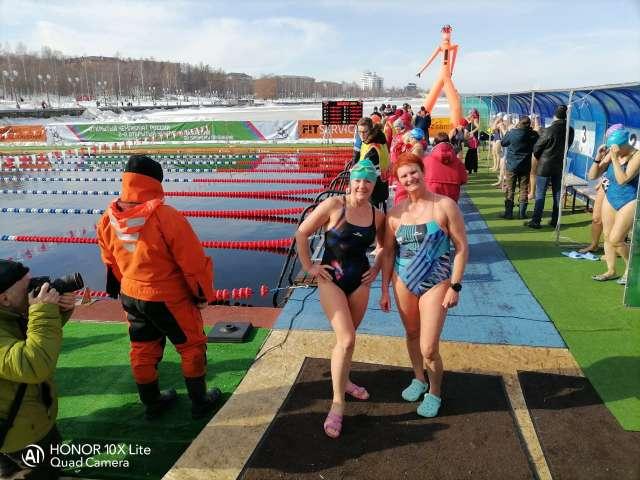 В чемпионате участвовали более 370 пловцов из 33 регионов России.