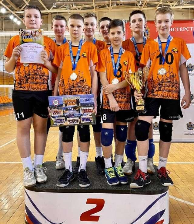 В мае воспитанники «Детинца» отправятся на финал первенства России в Анапу.