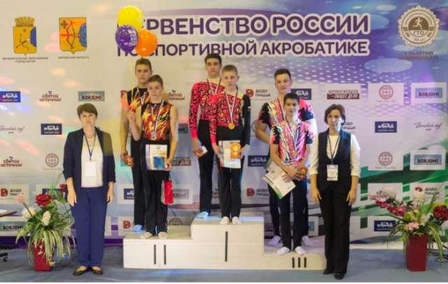 Самир Мамедов и Владислав Глевицкий завоевали три золотые медали за победу в многоборье