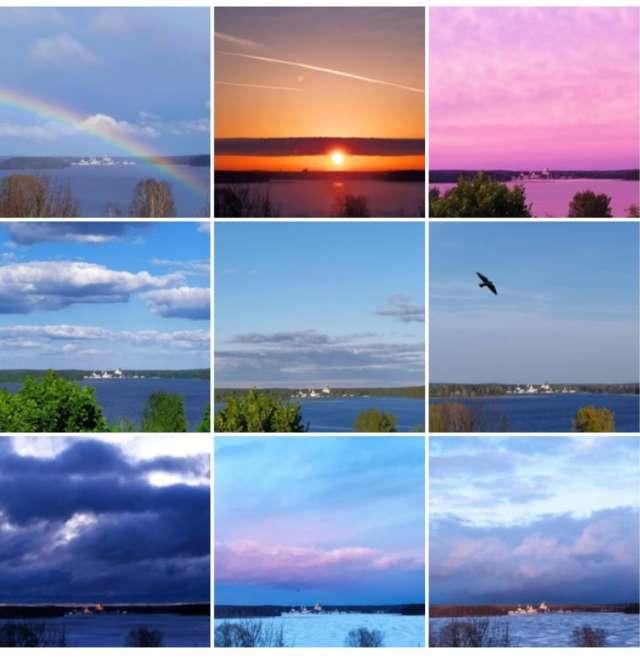 Фотографии Жанна день за днём публикует в специальном аккаунте, созданном в Инстаграме