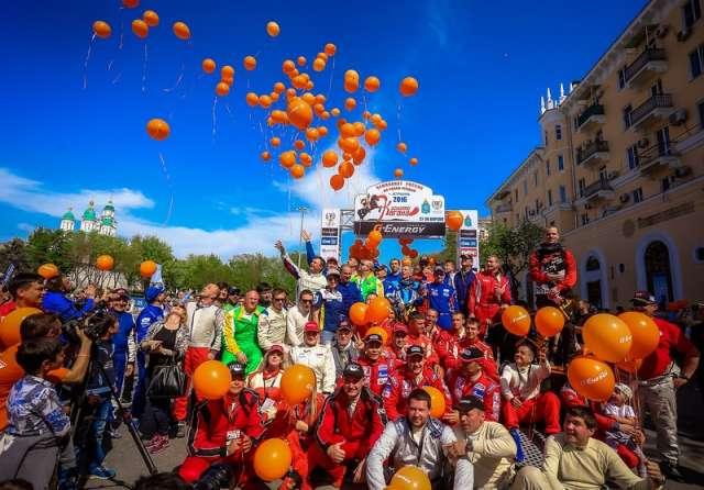 Торжественное открытие гонки состоится на площади Ленина в Астрахани.