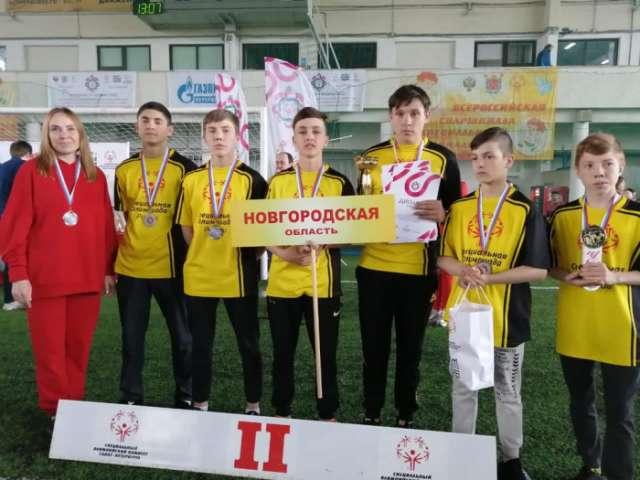 Соревнования по мини-футболу стали самыми массовыми на спартакиаде.