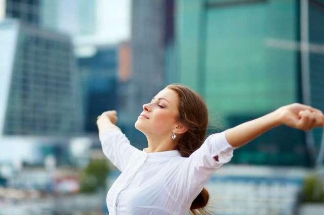 Активный образ жизни способствует созданию в организме защитного фона против стресса.