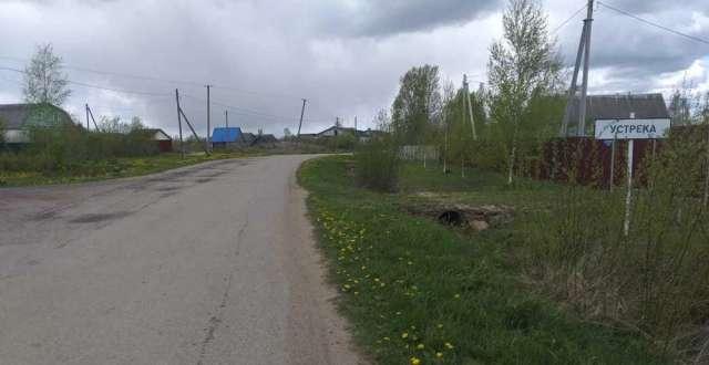 В конце мая должны начаться работы в Устреке, Борисове, Луньшине, Верескове и в других населенных пунктах Наговского поселения Старорусского района.