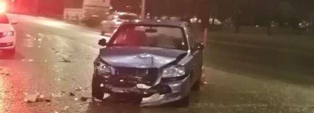В результате ДТП водитель «Ауди» с различными травмами доставлен в Новгородскую областную клиническую больницу