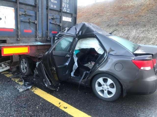 В результате ДТП водитель Kia погиб на месте происшествия до приезда «скорой помощи», женщина и ребёнок в тяжёлом состоянии были доставлены в Боровичскую ЦРБ.