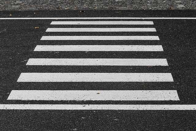 «Умная» система подсветки будет установлена на нерегулируемых пешеходных переходах.