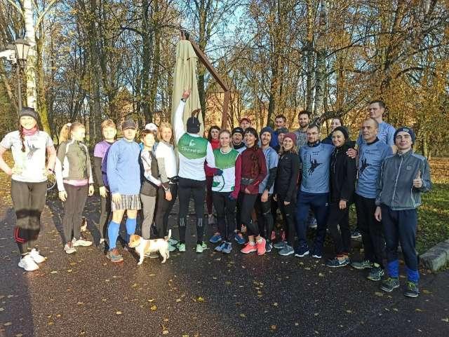 «Зелёный фитнес»—социальный проект и действует при поддержке Министерства спорта России