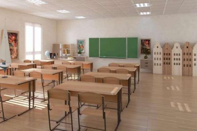Строительство школы в Малой Вишере должно быть завершено к 30 марта 2022 года.