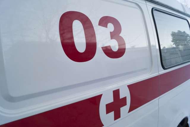 Двоим пострадавшим мотоциклистам потребовалась помощь медиков.