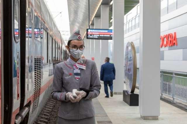 Поезд Великий Новгород – Сухум будет делать остановку на новом Восточном вокзале в Москве
