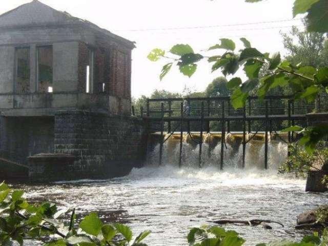 В Окуловском районе планируют возобновить производство электроэнергии на Обреченской плотине