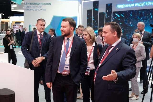 Главный итог форума, по мнению главы региона, – это 7 место в рейтинге инвестиционного климата.