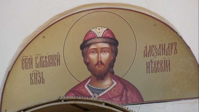 Особое внимание съемочная группа уделила Великому Новгороду