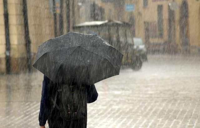 В Новгородскую область придут сильные дожди и грозы