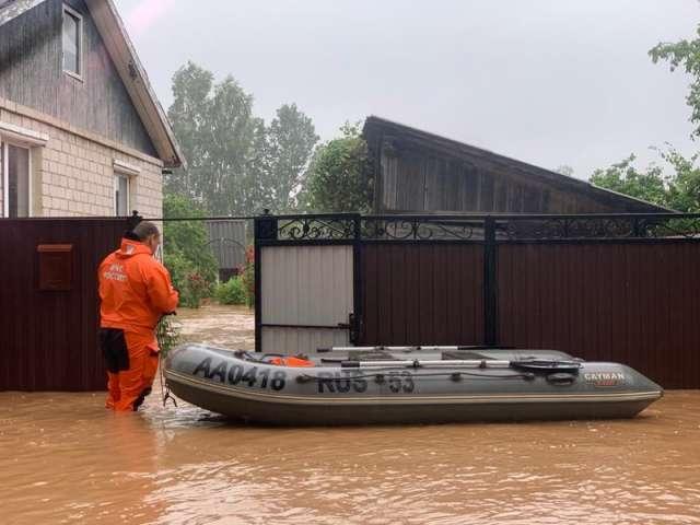 Проектно-сметную документацию по расчистке рек Явонь и Холова подготовят к октябрю