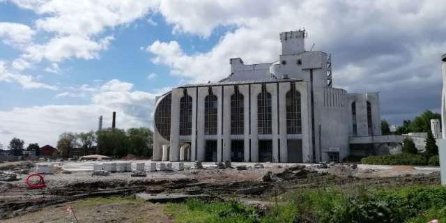 На крыше новгородского театра драмы планируют сделать смотровую площадку