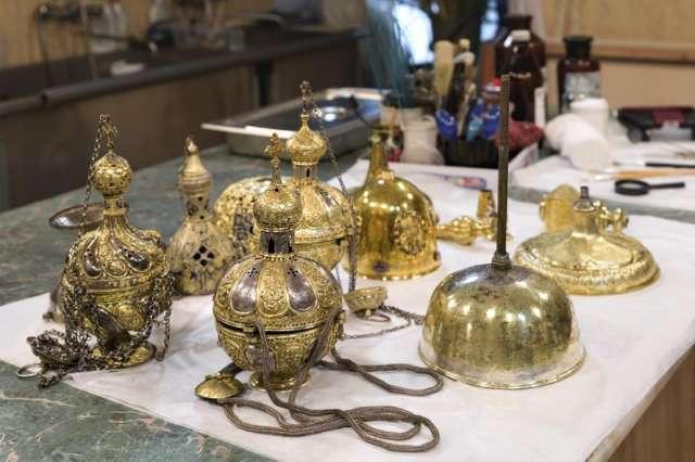 Новгородские реставраторы отмечают профессиональный праздник