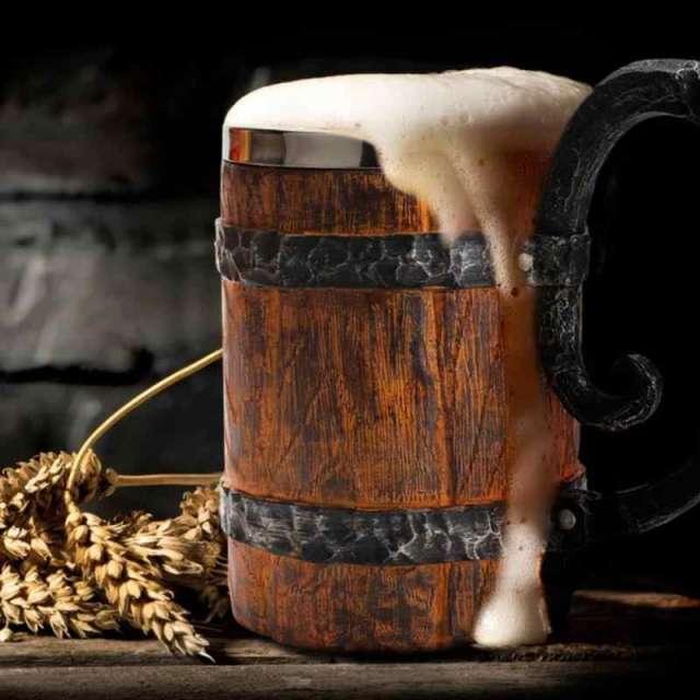 Одной из причин конфликтов ганзейцев с новгородцами нередко выступал алкоголь
