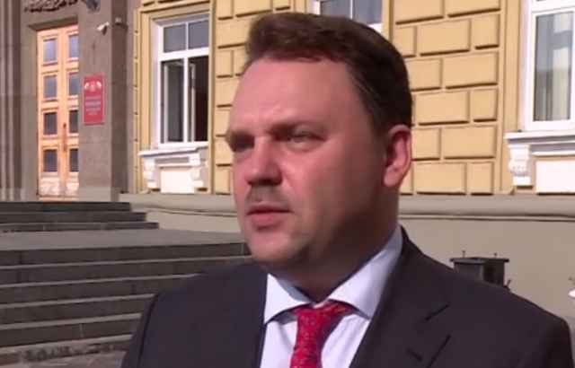 Новгородский общественник Артём Кирьянов подал документы для регистрации в качестве кандидата на выборы в Госдуму