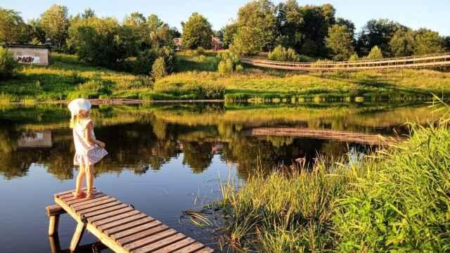 Тёплая, а местами жаркая погода, сохранится в Санкт-Петербурге, Ленинградской области и по всему Северо-Западному региону и в начале августа.