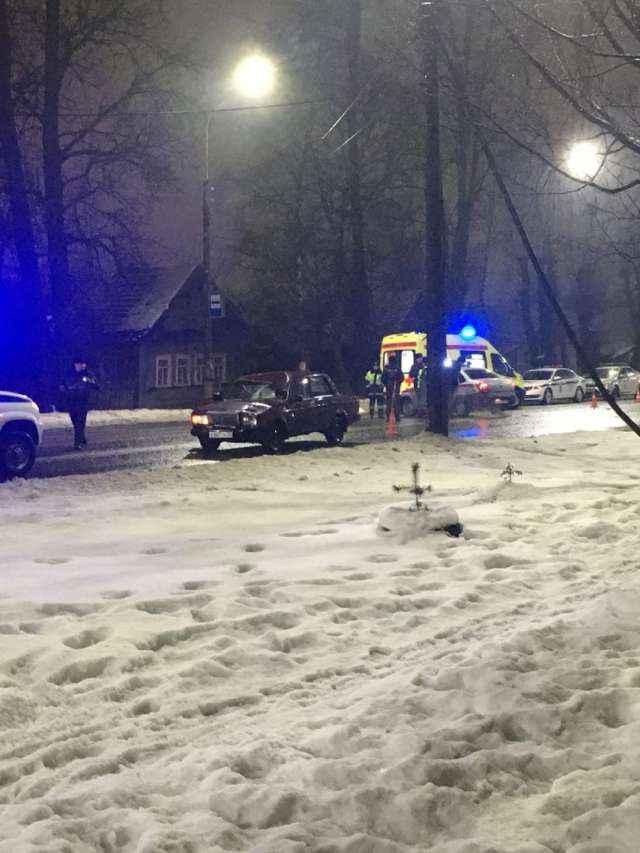 В Новгородской области за полгода водители сбили на «зебре» 36 пешеходов