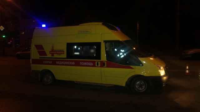 В результате ДТП пешеход госпитализирован в Новгородскую областную клиническую больницу