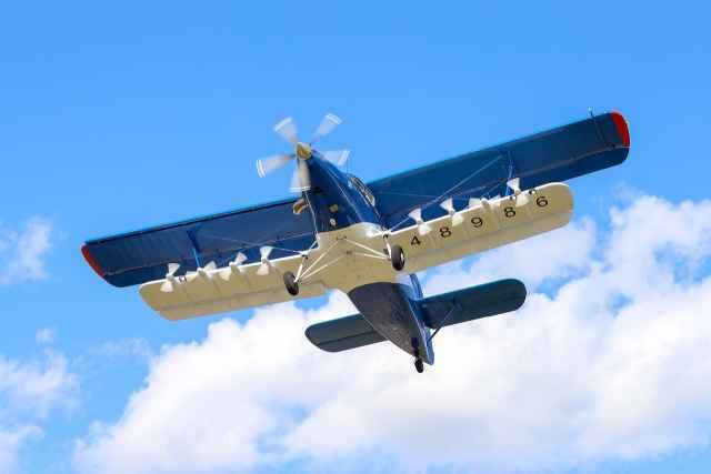 Модернизированная экспериментальная машина уже отлетала около 40 часов и недавно участвовала на авиасалоне «Макс».