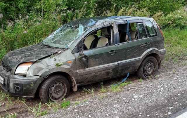 1 августа в Новгородской области произошло в пять аварий с пострадавшими, в том числе с двумя несовершеннолетними.