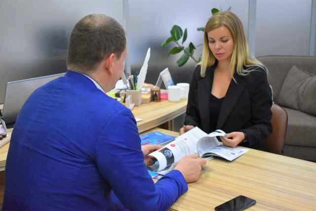 Региональным представителем в проекте является заместитель директора Новгородского центра развития инноваций и промышленности  Мария Петрова.