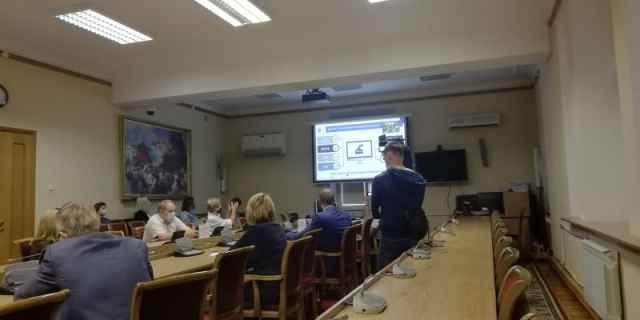 В заседании Центральной избирательной комиссии в режиме видеоконференции приняли участие региональные избирательные комиссии.